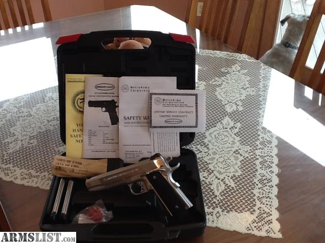 Armslist for sale as new american classic for New american classic