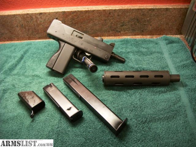 ARMSLIST - For Sale: Mac 10, m11 barrel/upgrades, 9mm ammo