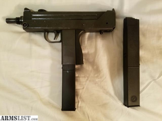 ARMSLIST - For Sale: Mac-10/Cobray M-11 9mm