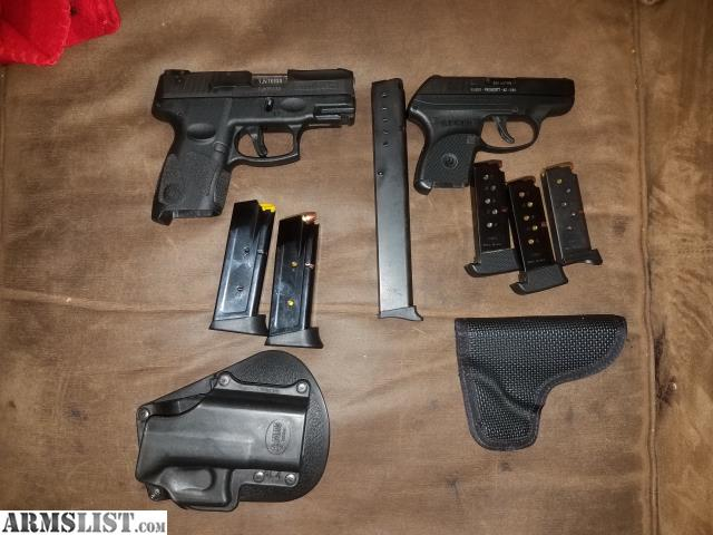 Armslist For Trade Taurus Pt111 G2 9mm Ruger Lcp 380