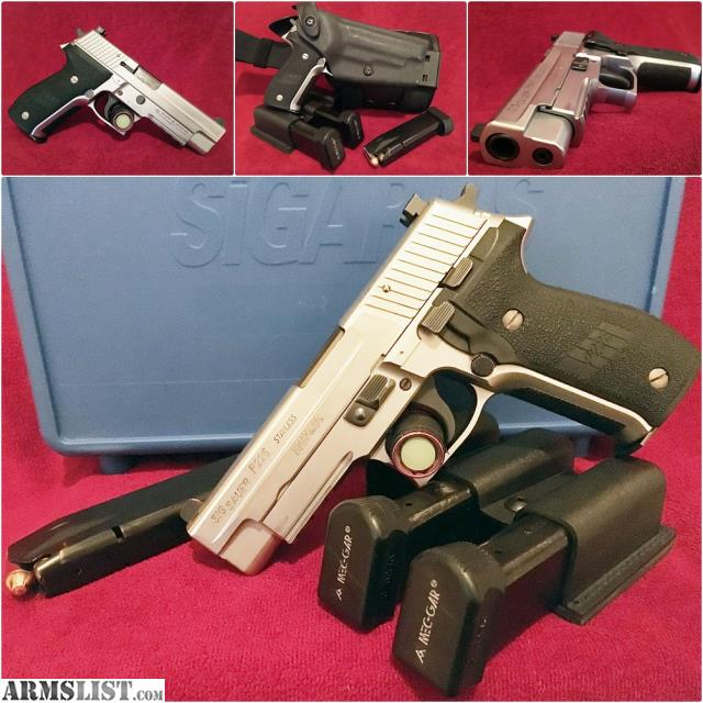 Armslist For Sale Sig P226 40 S Amp W All Stainless Steel