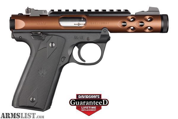 Armslist For Sale New Ruger Mkiv Lite Noccfees Free