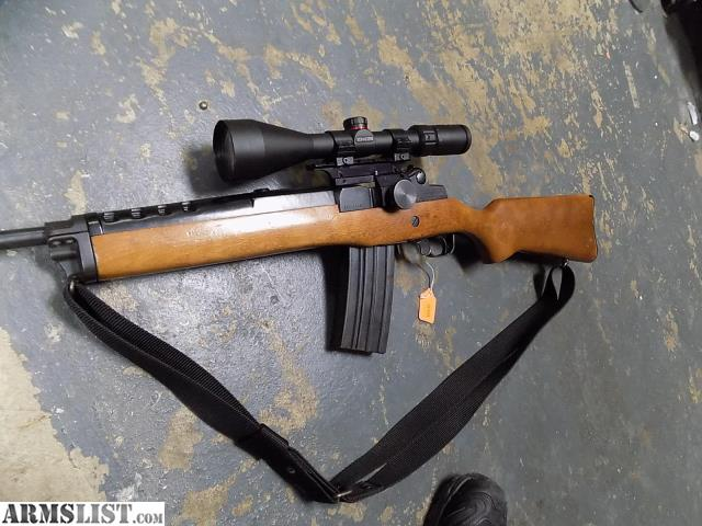 simmons 3x9x50. up for sale is a used ruger mini 14 with simmons 3-9x50 scope. great condition on this fantastic ranch rifle. call us or drop by and take look! 3x9x50