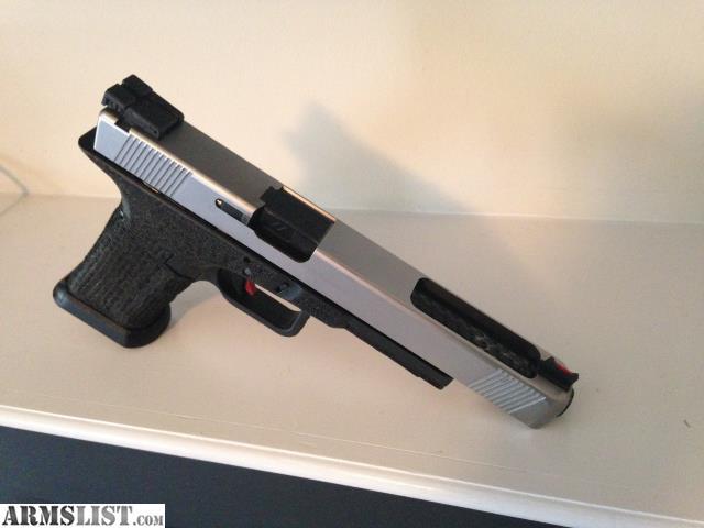 ARMSLIST - For Sale: LW 17L Race Gun