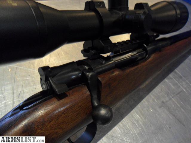 armslist for sale custom enfield 303 british hunting bolt action