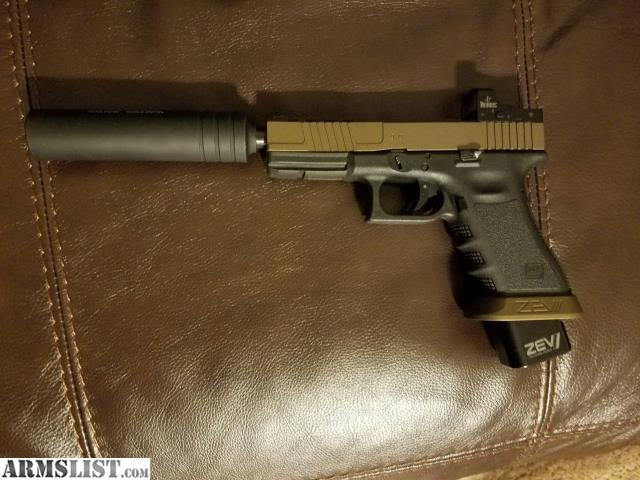 Ps90 For Sale >> ARMSLIST - For Sale/Trade: Custom Glock 17