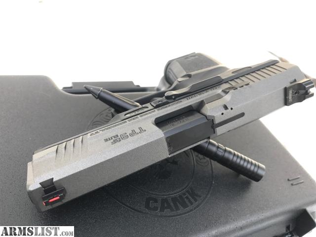Charlotte Nc Sales Tax >> ARMSLIST - For Sale/Trade: NEW Canik TP9SF ELITE