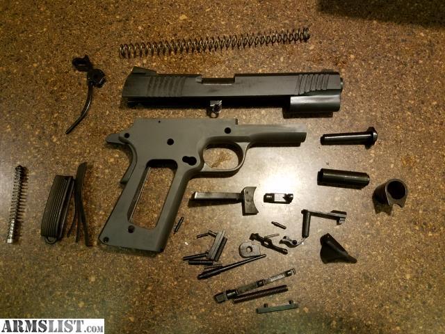 Armslist For Sale 1911 80 Complete Kit