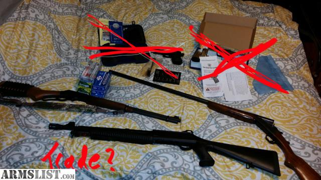 Armslist for sale trade shot guns 2 for one