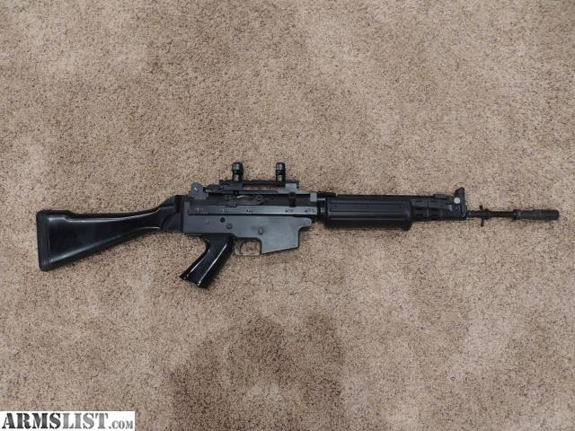 ARMSLIST - For Sale: FN Herstal 5 56 - 223 Rifle