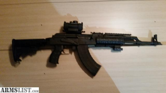 Armslist For Sale Trade Romanian Ak47 With Accessories