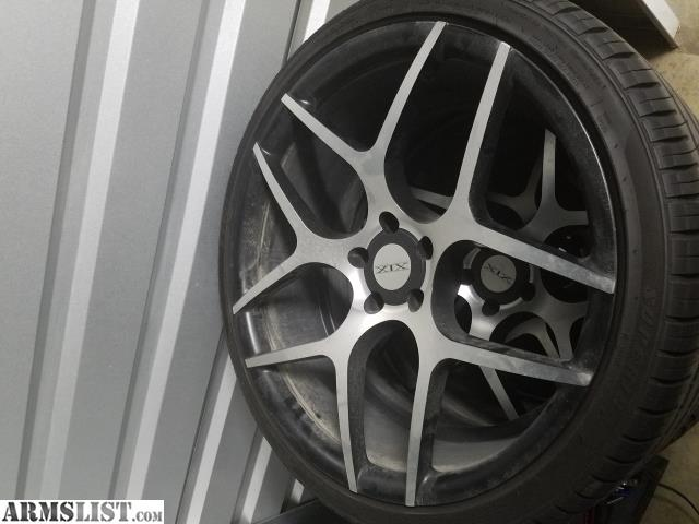 armslist for sale trade 20 inch xix wheels and tires. Black Bedroom Furniture Sets. Home Design Ideas