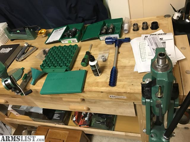 Armslist For Sale Rcbs Single Stage Reloading Setup