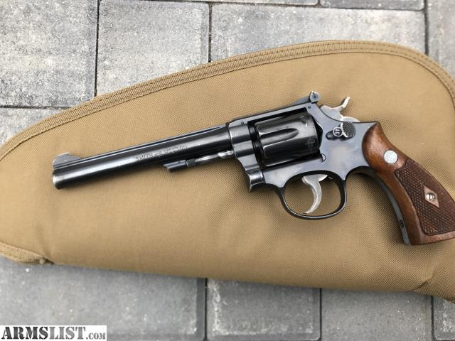 from Noel dating smith and wesson k22