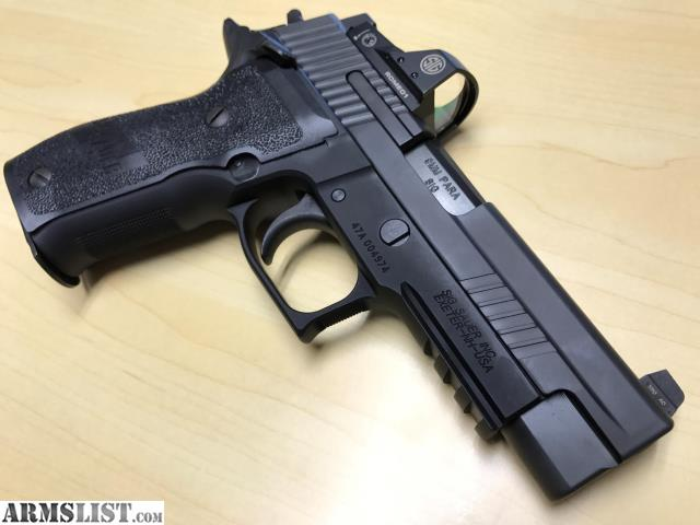 ARMSLIST - For Sale: NEW Sig Sauer P226 RX Elite SAO 9MM