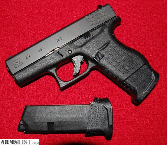 ARMSLIST - For Sale: Brand New - Glock 43