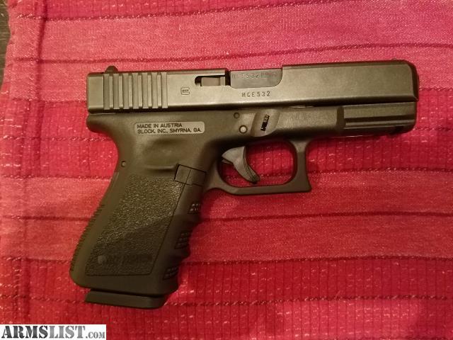 ARMSLIST - For Sale/Trade: Glock 38 - 45 GAP (Like New)