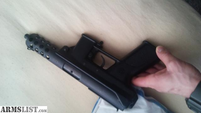 ARMSLIST - For Sale/Trade: Tec 9 new parts on it