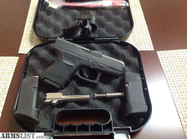 ARMSLIST - For Sale/Trade: LOWER PRICE Glock 26 Gen 4 with ...