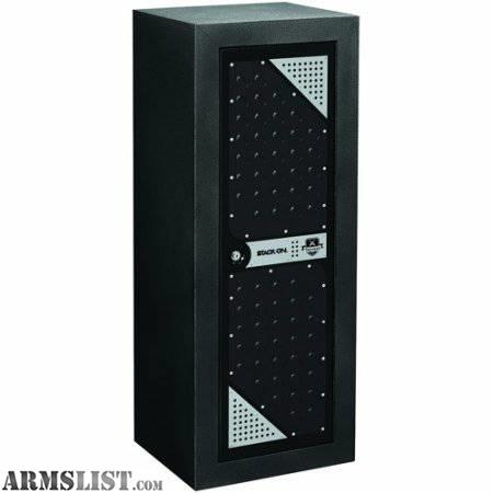 Armslist For Sale Stack On Tactical Gun Cabinets And 10 Gun 2