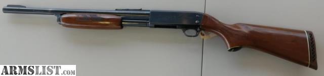 For Sale Ithaca Featherlight Model 87 Deerslayer