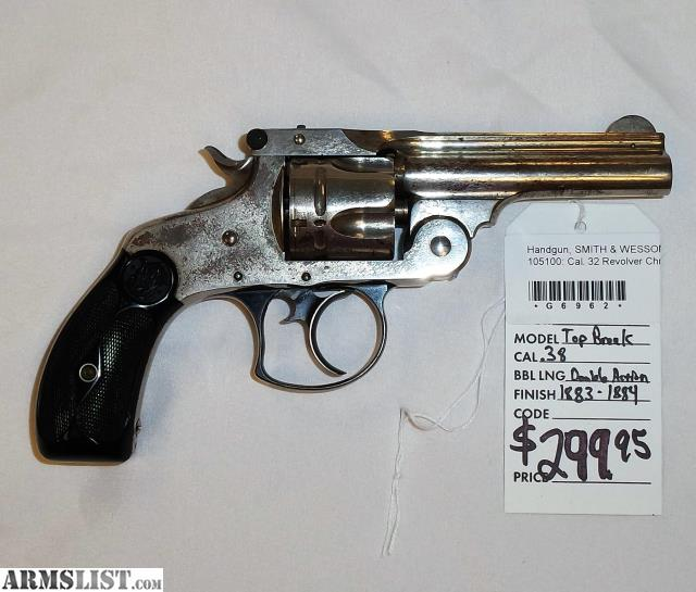 smith and wesson serial number age