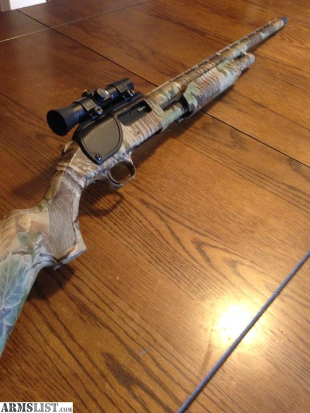 ARMSLIST - For Sale/Trade: Mossberg 500 waterfowl w/extras
