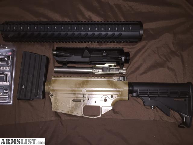 Armslist For Sale Pathfinder Upper Amp Lower Ar10