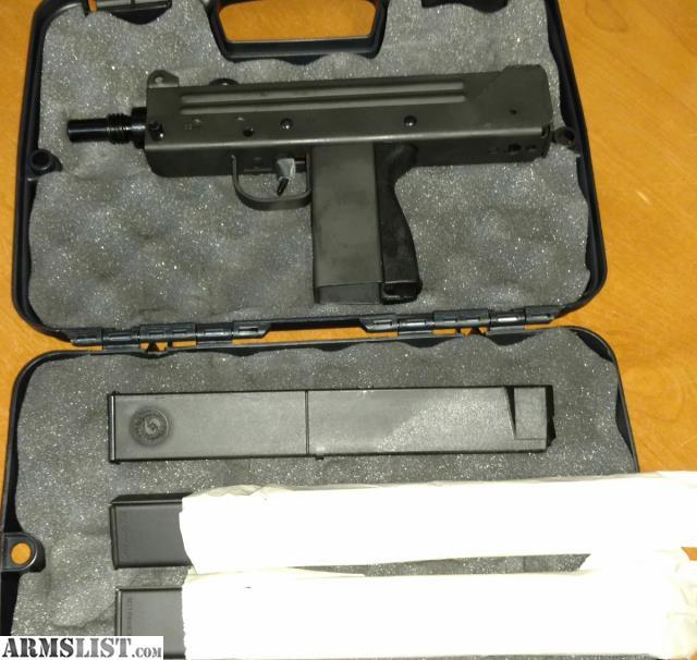 For Sale: Cobray M11/nine