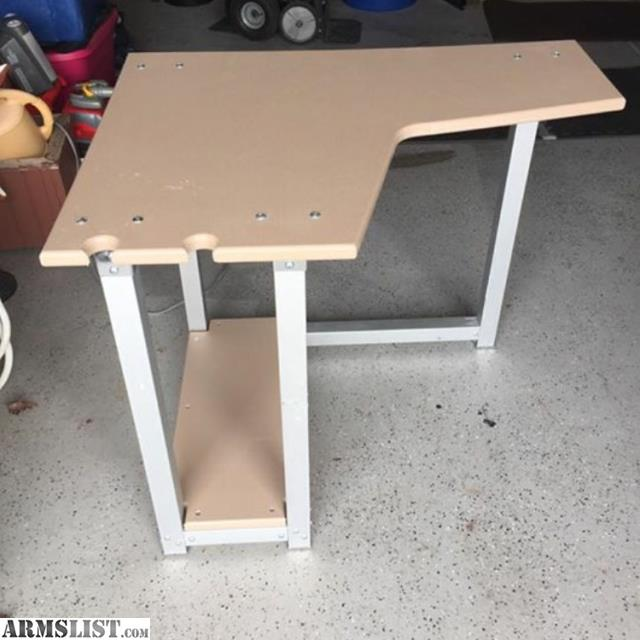 For Sale: Shooting Table