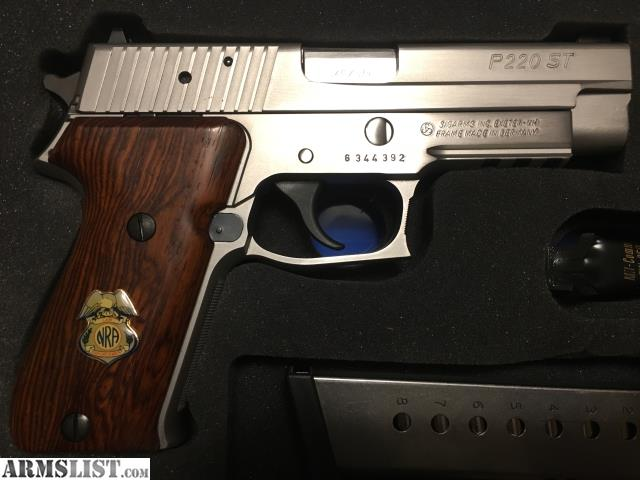 Armslist For Sale Sig Sauer P220st 45 Acp All