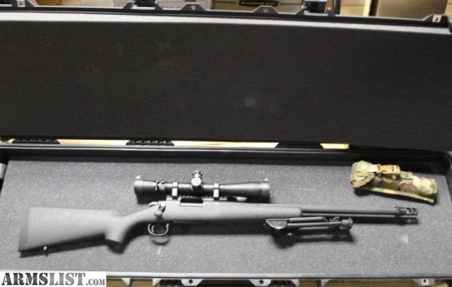 ARMSLIST - For Sale: Remington 700 Police LTR TWS 308 AAC ...