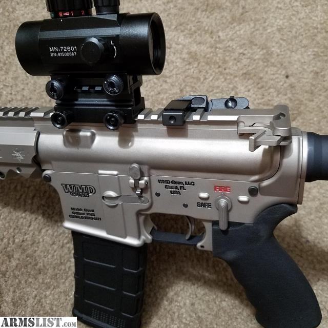 Armslist For Sale Wmd Beast 10 5 Quot Ar Pistol