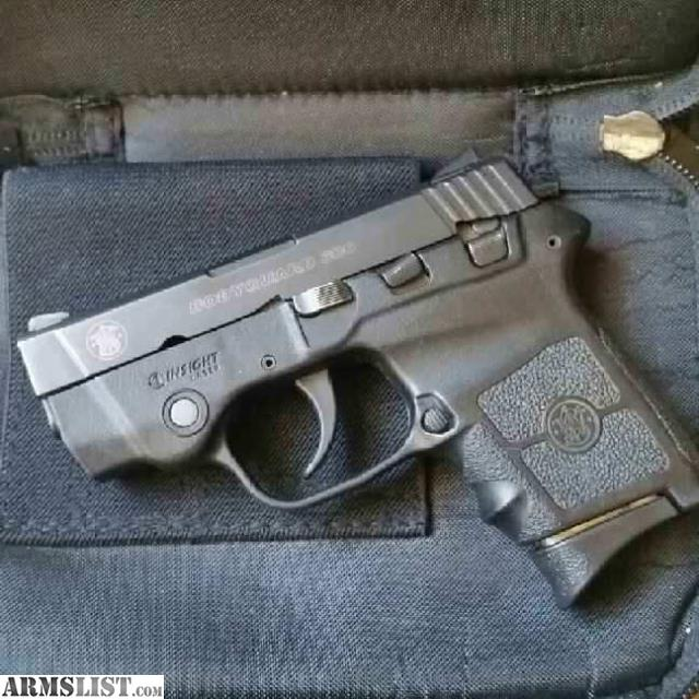 Smith Wesson Bodyguard 380 Laser – Home Ideas