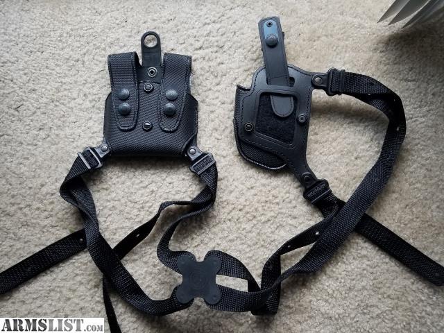 ARMSLIST - For Sale: Galco PR212 Predator Shoulder Rig ...