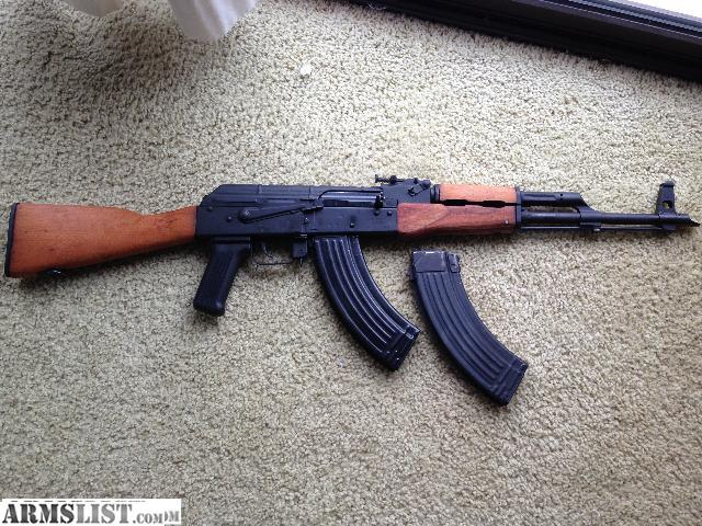 ARMSLIST For Sale AK47 WASR 10 63