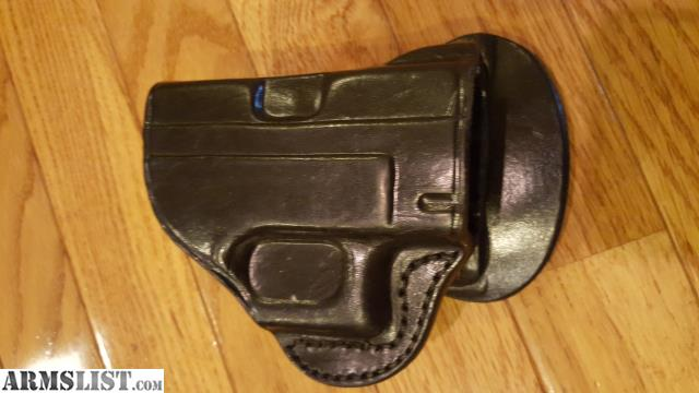 ARMSLIST - For Sale: Tagua holster glock 17 19 26