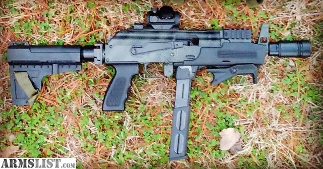 Armslist For Sale Trade Ak9 9mm