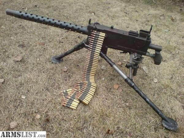 ARMSLIST - For Sale/Trade: Browning 1919 JOHN MCGUIRE ...