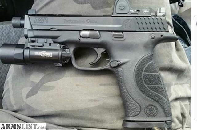 Armslist for sale trade m p core sphinx sdp for M p ported core 9mm