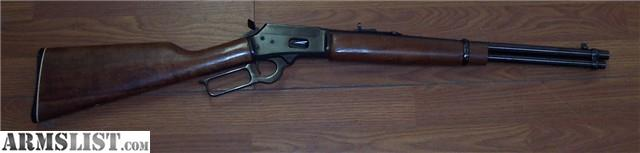 Armslist for sale marlin 1894 carbine in 357 magnum