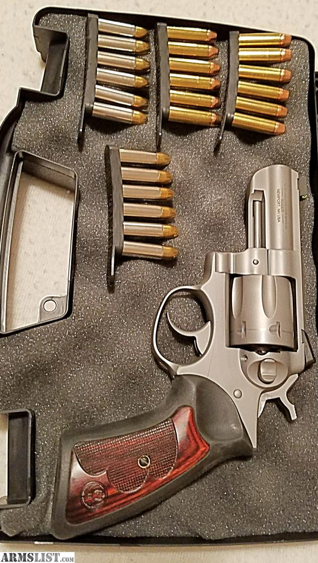 Armslist for sale ruger gp100 wiley clapp revolver 357 mag 3in 6rd