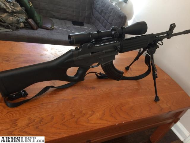 ARMSLIST - For Sale: Daewoo dr300 (7.62x39)