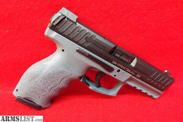 Armslist For Sale 5419 H Amp K Vp9 Gray Frame Le 9mm 4 1 Quot 15rd