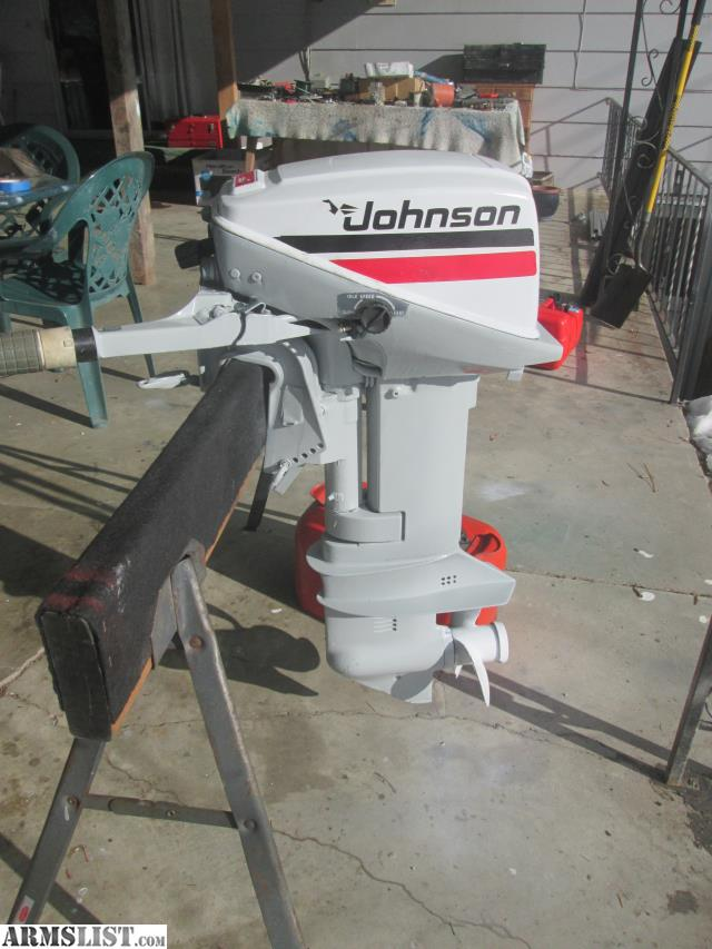 Armslist for sale trade clean 15hp johnson outboard for New johnson boat motors for sale