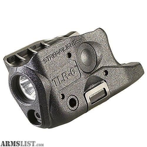 armslist for sale streamlight tlr 6 laser light combo glock 42 43. Black Bedroom Furniture Sets. Home Design Ideas