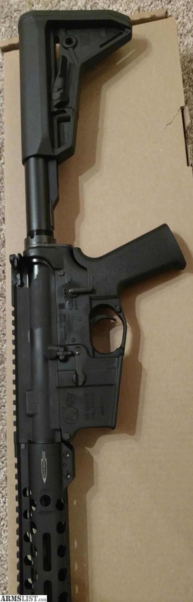 Armslist For Sale Colt Le6960 Ccu