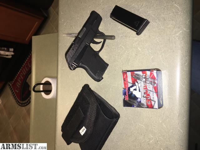 Armslist for sale keltec p3at