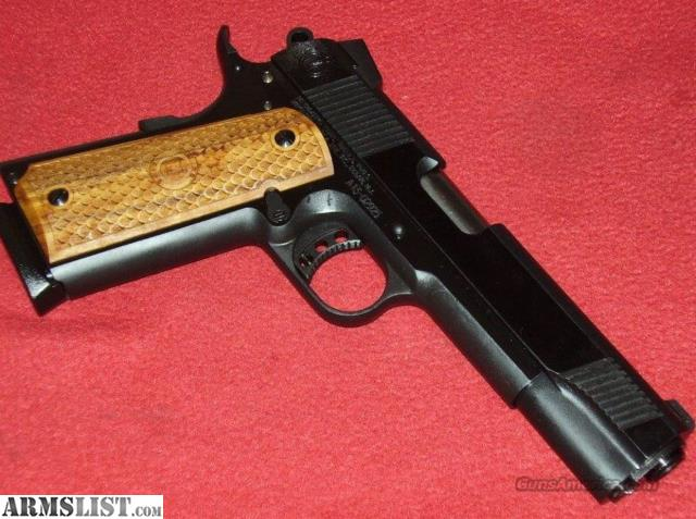 armslist for sale new american classic ii 1911 45acp blued On new american classic