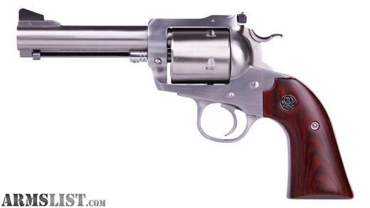 armslist for sale ruger super blackhawk bisley 480